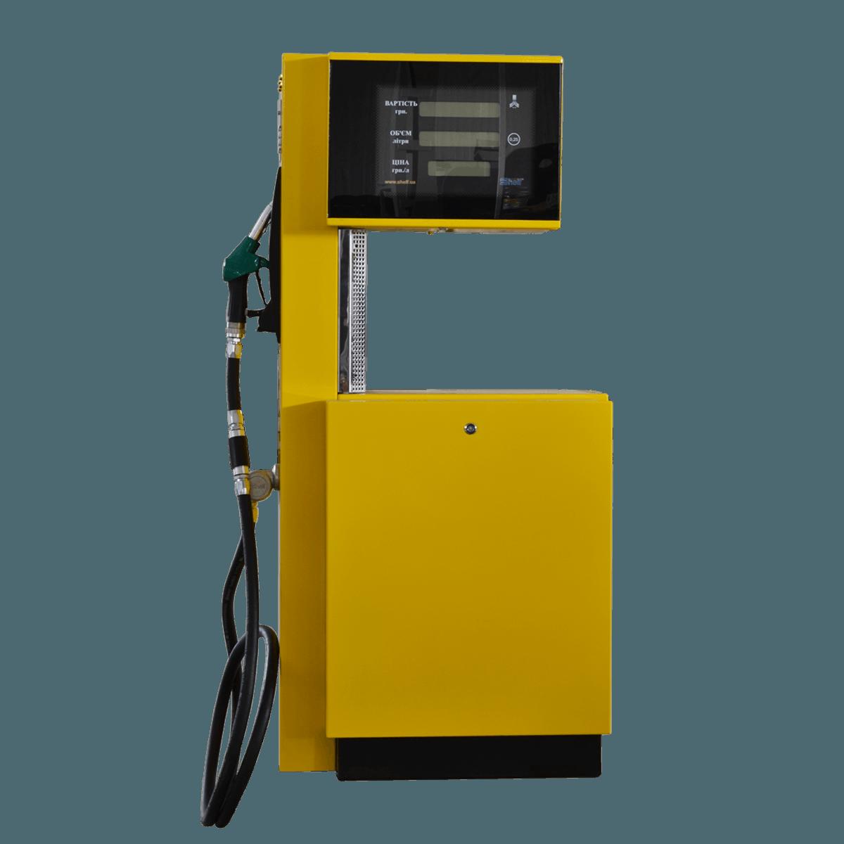ПРК Шельф 100-1 - колонка для одного виду палива